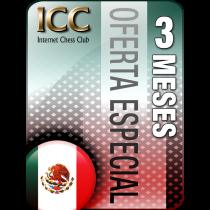 Membresia ICC 3 meses