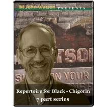 Repertoire for Black - The Chigorin (7 part series)