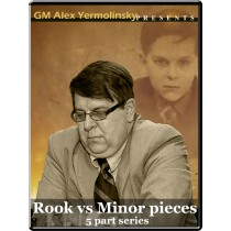 Rook vs Minor pieces (5 part series)