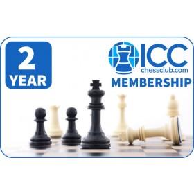 NIC Special:  2 Year ICC Membership