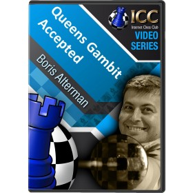 Queens Gambit Accepted (6 video series)