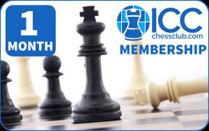 1 Month Prepaid Membership