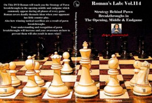 Roman's Lab Vol 114: Strategy Behind Pawn Breakthroughs in the Opening , Middle & Endgame