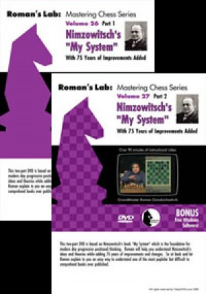 Roman's Lab Vol 27: Nimzovitch's My System Part 2(1h 30m)