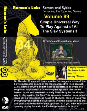 Roman's Lab Vol 99: Universal Way Against the Slav Systems
