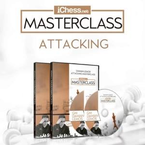 Attacking Masterclass – GM Damian Lemos