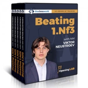 Beating 1.Nf3 with NM Viktor Neustroev