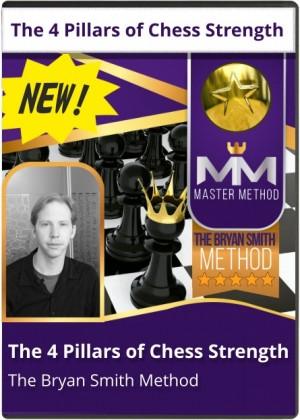 The 4 Pillars of Chess Strength (Bryan Smith Method)