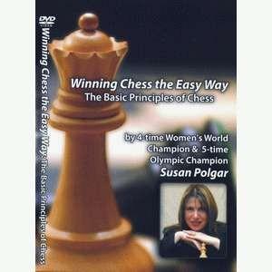 Winning Chess the Easy Way - Vol 5 (DVD)  -  Susan Polgar