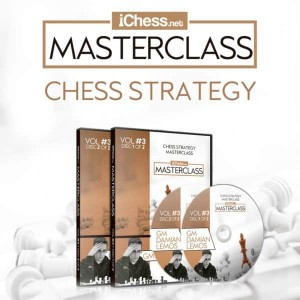 Chess Strategy Masterclass – GM Damian Lemos