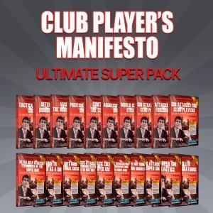 Club Players Manifesto – Ultimate Super Pack (Digital download)