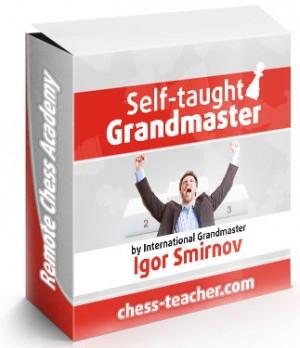 Self-taught Grandmaster