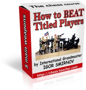 How to Beat Titled Players