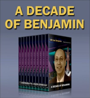 A Decade of Benjamin - Super Course!
