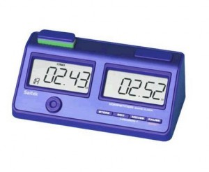 Saitek's new Competition Game Clock