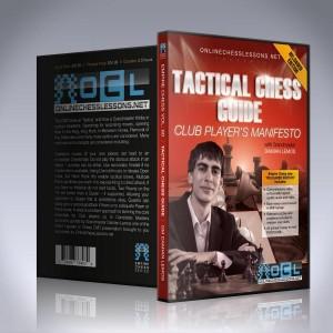 Tactical Chess Guide – GM Damian Lemos