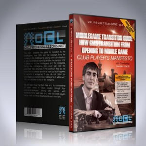 Middlegame Transition Guide: How GMs Transition From Opening to Middlegame – GM Damian Lemos