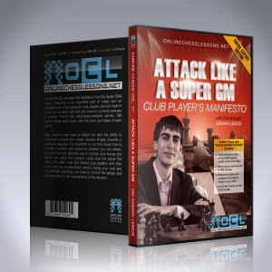 Attack Like a Super GM – GM Damian Lemos