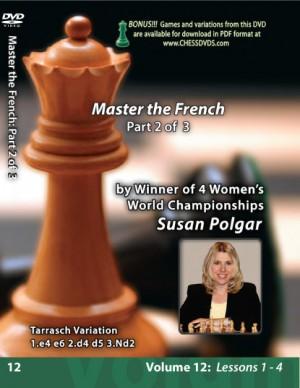 Susan Polgar - Mastering the French Part 2