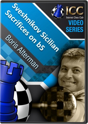 Sveshnikov Sicilian Sacrifices on b5 (5 part series)