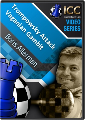 Trompowsky Attack: Vaganian Gambit (3 part series)