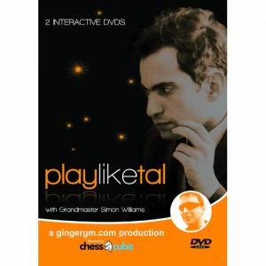 Play Like Tal - GM Simon Williams (DVD)