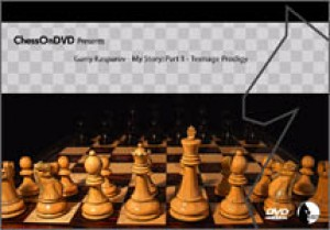 Garry Kasparov - My Story: Part 2 - Joining the Elite (DVD)