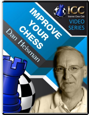 Improve Your Chess: Dan vs Computer 6 (2 Part series)