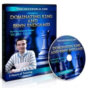 Dominate King and Pawn Endgames with IM Lilov