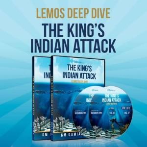 The King's Indian Attack (Lemos Deep Dive) – GM Damian Lemos