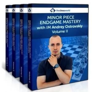 Minor Piece Endgame Mastery 2 with IM Andrey Ostrovskiy