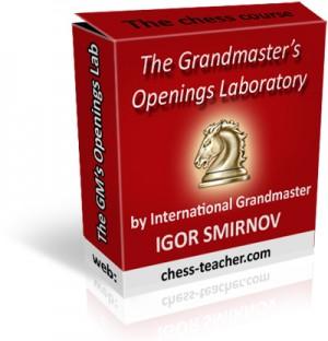 The Grandmaster's Openings Laboratory