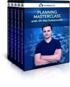 Planning Masterclass with IM Mat Kolosovski
