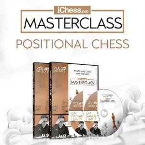 Positional Chess Masterclass – GM Damian Lemos