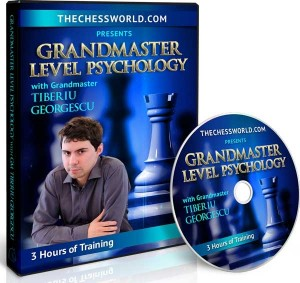 GRANDMASTER LEVEL PSYCHOLOGY with Grandmaster Tiberiu Georgescu
