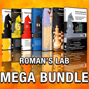 Roman's Lab Chess: Mega Pack Collection #1