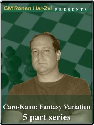 The Caveman Caro-Kann: Advance variation (7 part series)