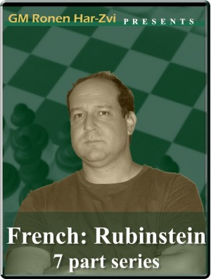 French: Rubinstein variation (7 part series)