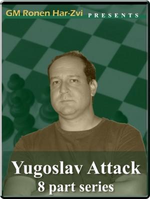 Yugoslav Attack, Dragon Sicilian (8 part series)