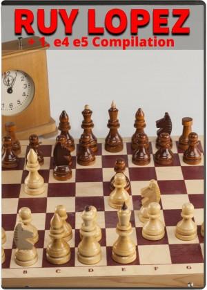 Ruy Lopez + 1. e4 e5 Compilation
