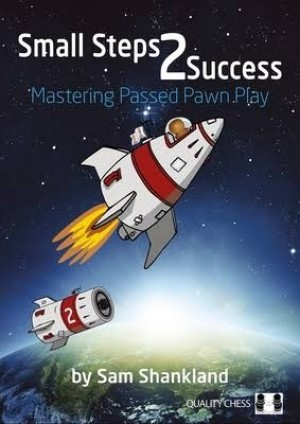 Small Steps 2 Success by GM Sam Shankland (Hardback)