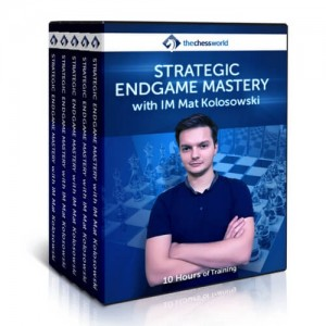 Strategic Endgame Mastery with IM Mat Kolosowski