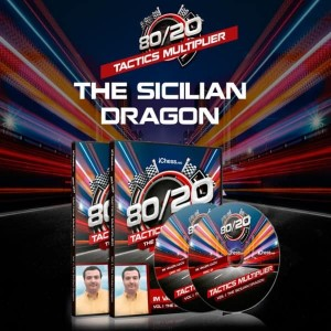 The Sicilian Dragon – IM Valeri Lilov [80/20 Tactics]