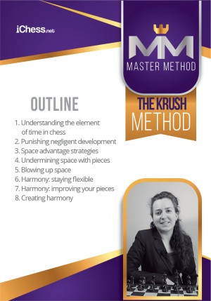 Time, Space and Harmony – The Krush Method Master Method Series #08
