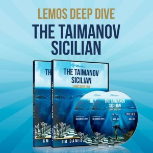 The Taimanov Sicilian (Lemos Deep Dive) – GM Damian Lemos