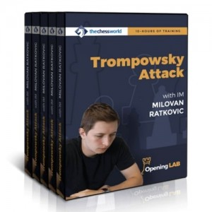 Trompowsky Attack – Opening Lab with IM Milovan Ratkovic