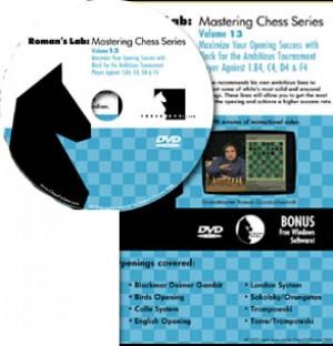 Roman's Lab Vol 13: Maximize Your Success against 1.b4, c4, d4 (over 2h)