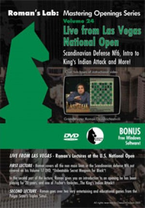 Roman's Lab Vol 24: Live from Las Vegas National Open (over 2h)
