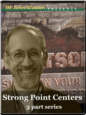 Strong Point Centers (3 part series)