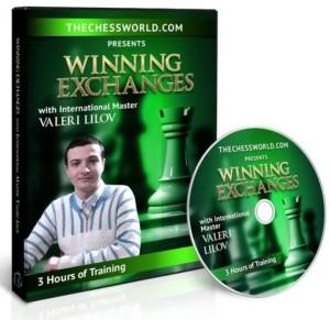 Winning Exchanges IM Valeri Lilov
